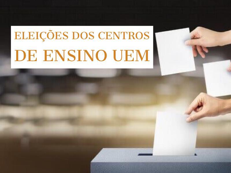 Eleições dos Centro de Ensino